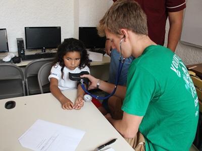 Beleef een unieke ervaring op het Public health project in Mexico en help mee de lokale gemeenschap te voorzien van medische zorg