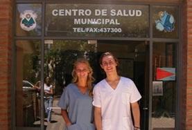 Geneeskunde project & Taalcursus Spaans