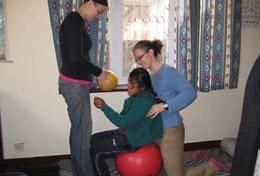 Fysiotherapie project