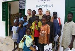 Vrijwilligerswerk in Senegal: Bouwen
