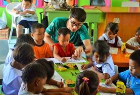 Vrijwilligerswerk in de Filippijnen: Sociale zorg