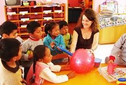 Vrijwilligerswerk in Peru: Sociale zorg