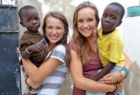 Vrijwilligerswerk in Senegal: Sociale zorg