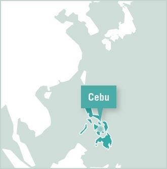 Kaart van Filippijnen