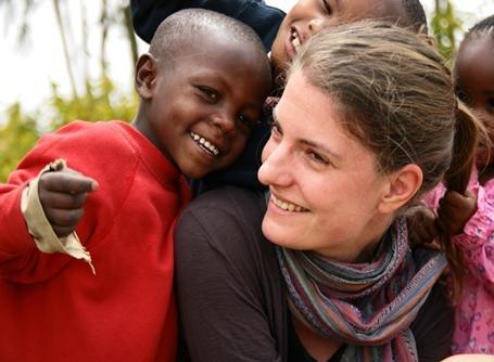 Vrijwilligerswerk in Kenia