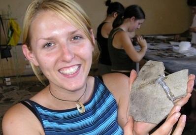 Opgravingen in Roemenië