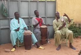 Leer van lokale muzikanten meer over de cultuur van Senegal.