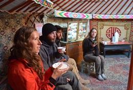 Stage lopen in het buitenland : Cultuur en samenleving stage