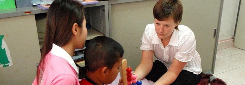 Vrijwilligerswerk gezondheidszorg project ergotherapie