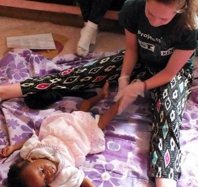 Vrijwilligerswerk ergotherapie project in Kenia