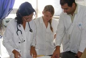 Leer van Marokkaanse artsen meer over de geneeskunde in dit Noord-Afrikaanse land.