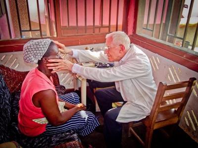 Geneeskunde vrijwilliger in Ghana