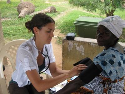 Vrijwilligerswerk verpleegkunde project in Ghana