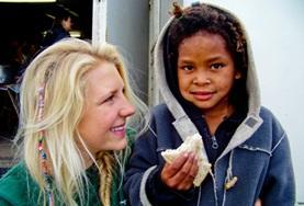 Als vrijwilliger op het voeding project leer je kinderen in de townships van Kaapstad meer over een gezonde levensstijl met beperkte middelen.