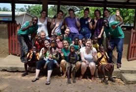 Vrijwilligerswerk in Ghana: Groepsreis Kerstvakantie