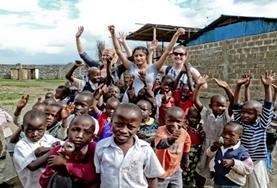 Organiseer educatieve activiteiten voor kinderen in Ghana tijdens deze groepsreis met vrijwilligerswerk in de kerstvakantie.