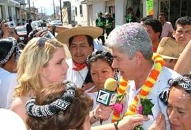 Journalistieke projecten in het buitenland: Mexico