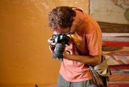 Dankzij journalistiek vrijwilligerswerk in Kaapstad heeft deze vrijwilliger nieuwe vaardigheden opgedaan op het gebied van fotografie.