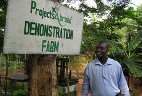 Vrijwilligerswerk in Ghana: Landbouw
