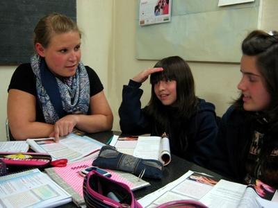 Vrijwilligerswerk lesgeef project in Argentinië
