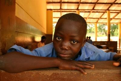 Computervaardigheden project in Ghana