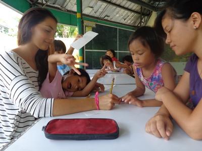 Lesgeven in de Filippijnen