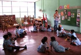 Vrijwilligerswerk in Costa Rica: Lesgeven