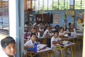 Vrijwilligerswerk lesgeven in het buitenland: Ecuador