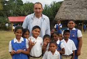 Vrijwilligerswerk lesgeven in het buitenland: Fiji