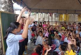 Vrijwilligerswerk lesgeven in het buitenland: Filippijnen