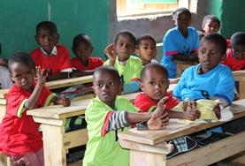 Geef Engelse of Franse les aan schoolkinderen in Madagaskar op dit lesgeef project voor vrijwilligers.