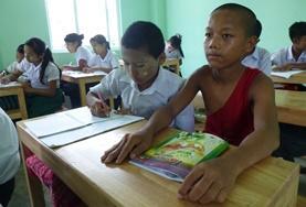 Vrijwilligerswerk lesgeven in het buitenland: Myanmar