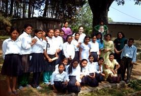 Vrijwilligerswerk lesgeven in het buitenland: Nepal