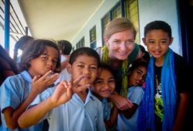 Vrijwilligerswerk lesgeven in het buitenland: Samoa