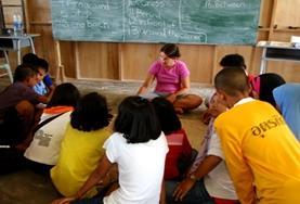 Vrijwilligerswerk lesgeven in het buitenland: Thailand