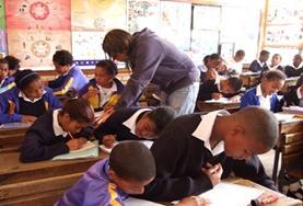 Vrijwilligerswerk lesgeven in het buitenland: Zuid-Afrika
