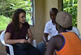 Stage lopen in het buitenland : Microkrediet stage