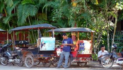 Vrijwilligerswerk microkrediet Cambodja