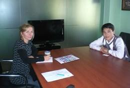 Vrijwilligerswerk in Mongolië: Business