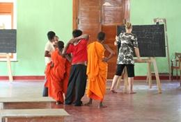 Vrijwilligerswerk in Sri Lanka: Lesgeven