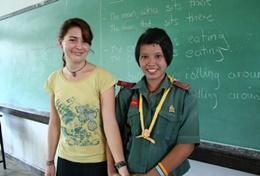 Vrijwilligerswerk in Thailand: Lesgeven
