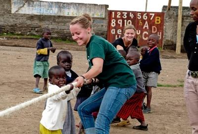 Leraar speciaal onderwijs in Ghana