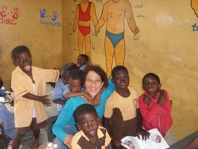 Vrijwilligerswerk leraar speciaal onderwijs in Ghana