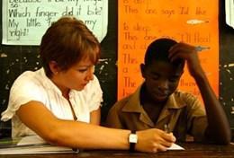 Vrijwilligerswerk in het buitenland voor professionals: Lesgeven