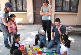 Zet jouw ervaring als sociaal werker in tijdens een vrijwilligerswerk project in Bolivia.