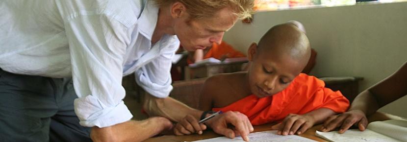 Vrijwilligerswerk buitenland professionals ervaring