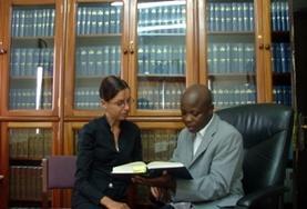 Doe juridische ervaring op in Ghana door samen te werken met lokale advocaten.