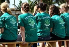 Sociaal vrijwilligerswerk met kinderen in het buitenland: Togo