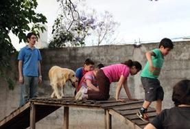 Sociaal vrijwilligerswerk met kinderen in het buitenland: Argentinië