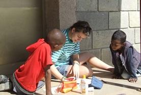 Sociaal vrijwilligerswerk met kinderen in het buitenland: Ethiopië